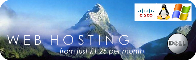 Crystal Summit Web Hosting