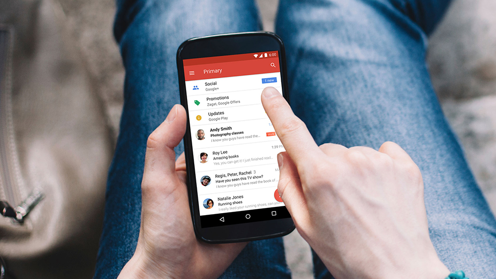 Prepare your inboxes: Gmail on the web is getting a redesign