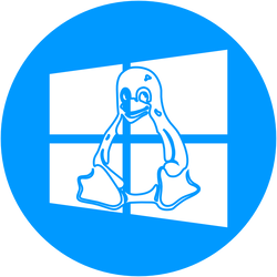 Linux and Windows Logos